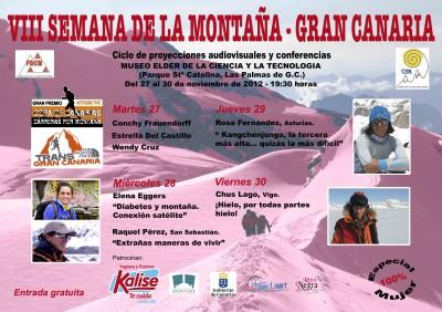 Semana Canaria de Montaña en Gran Canaria