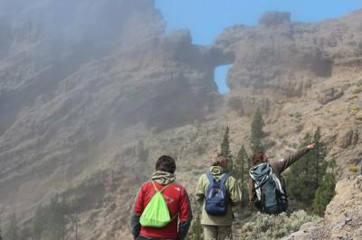 Climb Morro de la Agujerada