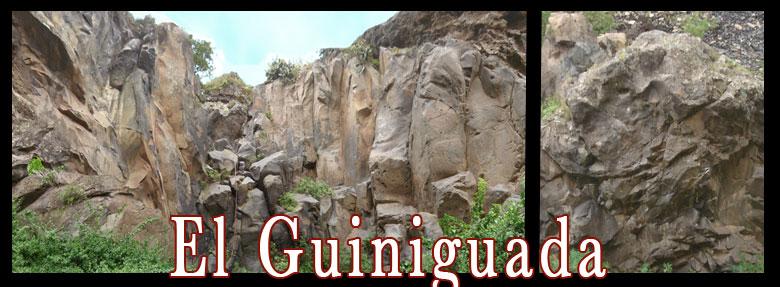 panoramica del guiniguada